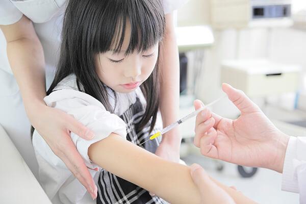 2ヶ月になったら予防接種を